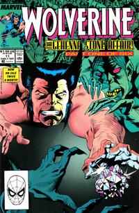 Cover Thumbnail for Wolverine (Marvel, 1988 series) #11 [Direct]