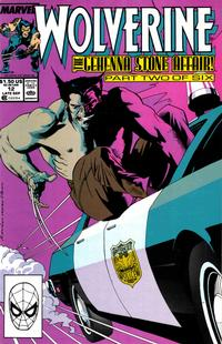 Cover Thumbnail for Wolverine (Marvel, 1988 series) #12 [Direct]