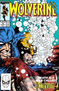 Cover Thumbnail for Wolverine (Marvel, 1988 series) #19 [Direct]
