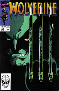 Cover Thumbnail for Wolverine (Marvel, 1988 series) #23 [Direct]