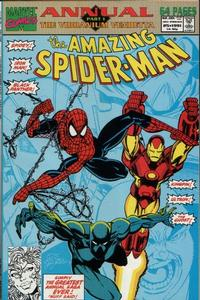 Cover Thumbnail for The Amazing Spider-Man Annual (Marvel, 1964 series) #25 [Direct]
