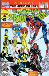 Cover Thumbnail for The Amazing Spider-Man Annual (Marvel, 1964 series) #26 [Direct]