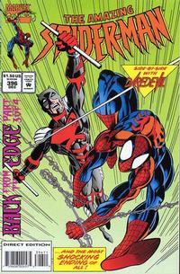 Cover Thumbnail for The Amazing Spider-Man (Marvel, 1963 series) #396 [Direct Edition]