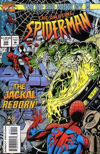 Cover Thumbnail for The Amazing Spider-Man (Marvel, 1963 series) #399 [Direct Edition]