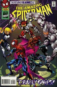 Cover Thumbnail for The Amazing Spider-Man (Marvel, 1963 series) #409 [Direct Edition]