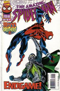 Cover Thumbnail for The Amazing Spider-Man (Marvel, 1963 series) #412 [Direct Edition]