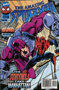 Cover Thumbnail for The Amazing Spider-Man (Marvel, 1963 series) #415 [Direct Edition]