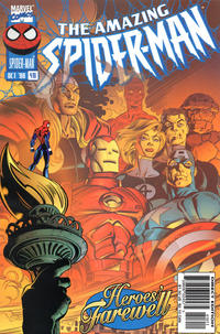 Cover Thumbnail for The Amazing Spider-Man (Marvel, 1963 series) #416 [Direct Edition]
