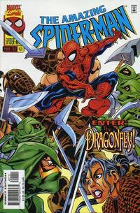 Cover Thumbnail for The Amazing Spider-Man (Marvel, 1963 series) #421 [Direct Edition]