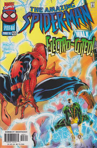 Cover for The Amazing Spider-Man (Marvel, 1963 series) #423 [Direct Edition]