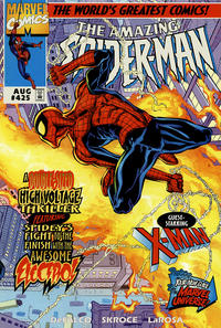 Cover Thumbnail for The Amazing Spider-Man (Marvel, 1963 series) #425 [Direct Edition]