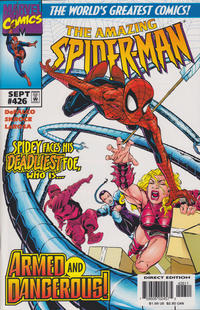 Cover Thumbnail for The Amazing Spider-Man (Marvel, 1963 series) #426 [Direct Edition]