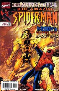 Cover Thumbnail for The Amazing Spider-Man (Marvel, 1963 series) #440 [Direct Edition]