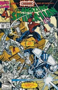 Cover Thumbnail for The Amazing Spider-Man (Marvel, 1963 series) #360 [Direct Edition]