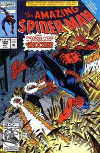 Cover Thumbnail for The Amazing Spider-Man (Marvel, 1963 series) #364 [Direct Edition]