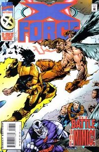 Cover Thumbnail for X-Force (Marvel, 1991 series) #46 [Direct Edition]