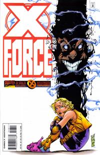 Cover Thumbnail for X-Force (Marvel, 1991 series) #48 [Direct Edition]