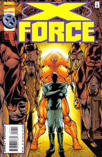 Cover Thumbnail for X-Force (Marvel, 1991 series) #49 [Direct Edition]