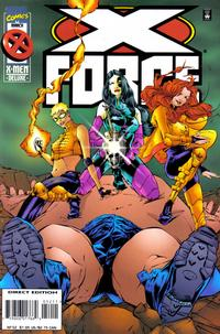 Cover Thumbnail for X-Force (Marvel, 1991 series) #52 [Direct Edition]