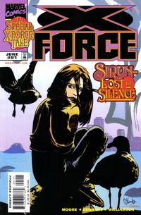 Cover Thumbnail for X-Force (Marvel, 1991 series) #91 [Direct Edition]