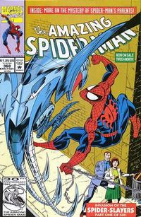 Cover Thumbnail for The Amazing Spider-Man (Marvel, 1963 series) #368 [Direct]