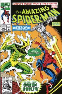 Cover Thumbnail for The Amazing Spider-Man (Marvel, 1963 series) #369 [Direct]