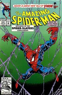Cover Thumbnail for The Amazing Spider-Man (Marvel, 1963 series) #373 [Direct Edition]