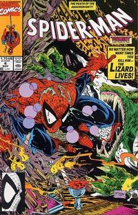 Cover Thumbnail for Spider-Man (Marvel, 1990 series) #4