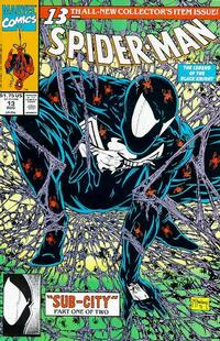 Cover Thumbnail for Spider-Man (Marvel, 1990 series) #13