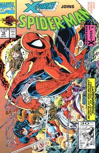 Cover Thumbnail for Spider-Man (Marvel, 1990 series) #16