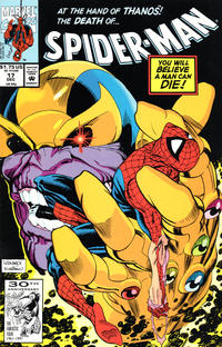 Cover Thumbnail for Spider-Man (Marvel, 1990 series) #17