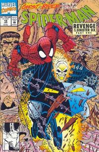 Cover Thumbnail for Spider-Man (Marvel, 1990 series) #18