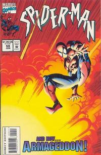 Cover Thumbnail for Spider-Man (Marvel, 1990 series) #59