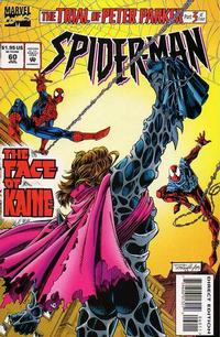 Cover Thumbnail for Spider-Man (Marvel, 1990 series) #60 [Direct Edition]