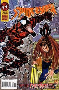 Cover Thumbnail for Spider-Man (Marvel, 1990 series) #67 [Direct Edition]