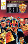 Cover for The Law of Dredd (Fleetway/Quality, 1988 series) #1