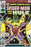 Cover Thumbnail for Marvel Team-Up Annual (1976 series) #2 [Newsstand]