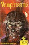 Cover for Vampirissimo (De Schorpioen, 1978 series) #66
