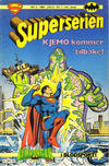 Cover for Superserien (Semic, 1982 series) #2/1983
