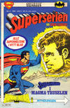 Cover for Superserien (Semic, 1982 series) #2/1982