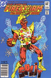 Cover Thumbnail for The Fury of Firestorm (1982 series) #13 [Newsstand]