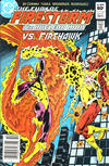 Cover for The Fury of Firestorm (DC, 1982 series) #17 [Newsstand]