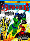 Cover for The Super-Heroes (Marvel UK, 1975 series) #31