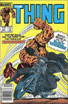 Cover for The Thing (Marvel, 1983 series) #27 [Canadian]