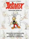 Cover for Asterix Samlede Verk (Hjemmet / Egmont, 2001 series) #11