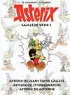 Cover for Asterix Samlede Verk (Hjemmet / Egmont, 2001 series) #1 [1. opplag]