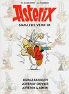 Cover for Asterix Samlede Verk (Hjemmet / Egmont, 2001 series) #9 [1. opplag]