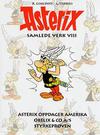 Cover for Asterix Samlede Verk (Hjemmet / Egmont, 2001 series) #8 [1. opplag]
