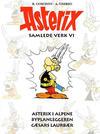 Cover for Asterix Samlede Verk (Hjemmet / Egmont, 2001 series) #6