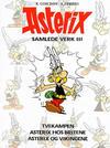 Cover for Asterix Samlede Verk (Hjemmet / Egmont, 2001 series) #3 [1. opplag]